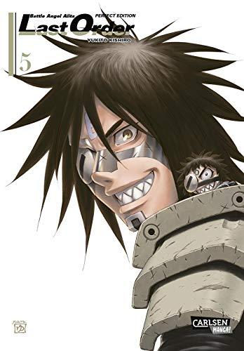 Battle Angel Alita - Last Order - Perfect Edition 5: Kultiger Cyberpunk-Action-Manga in hochwertiger Neuausgabe