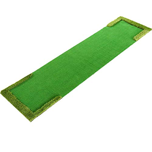 New ZCX Children's Portable Green Practice Blanket Indoor Golf Putting Exerciser 58cm X 300cm Boutiq...
