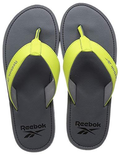 Reebok Men Islay Flip Lp True Grey/Semi Solar Yellow...
