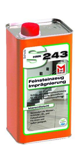 Möller Stone Care HMK S243 Feinsteinzeug-Imprägnierung 1 Liter