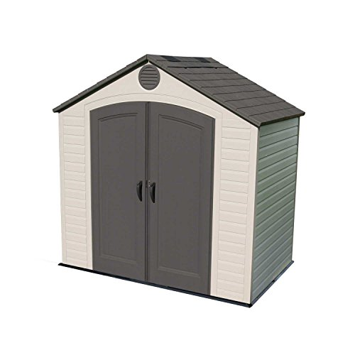 Hot Sale Lifetime 6418 8-by-5-Foot Outdoor Storage Shed