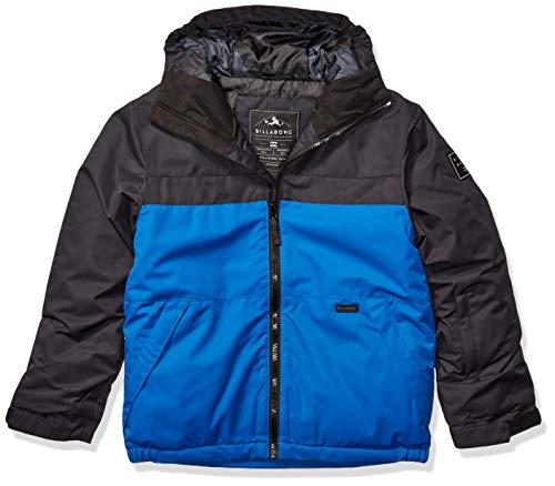 BILLABONG Jungen All Day Boys Snowboard Jacket Isolierte Jacke, königsblau, Groß