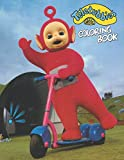 Teletubbies coloring book: EXCLUSIVE EDITION with over 50 selected best illustrations