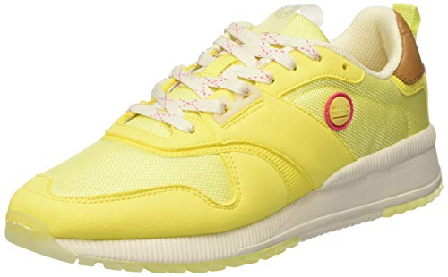 SCOTCH & SODA FOOTWEAR Damen VIVI Sneaker, Mehrfarbig (Limelight Multi S338), 42 EU