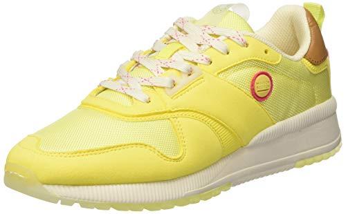 SCOTCH & SODA FOOTWEAR Damen VIVI Sneaker, Mehrfarbig (Limelight Multi S338), 40 EU