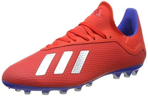 adidas X 18.3 AG J, Scarpe da Calcio Uomo, Multicolore (Multicolor 000), 38 2/3 EU