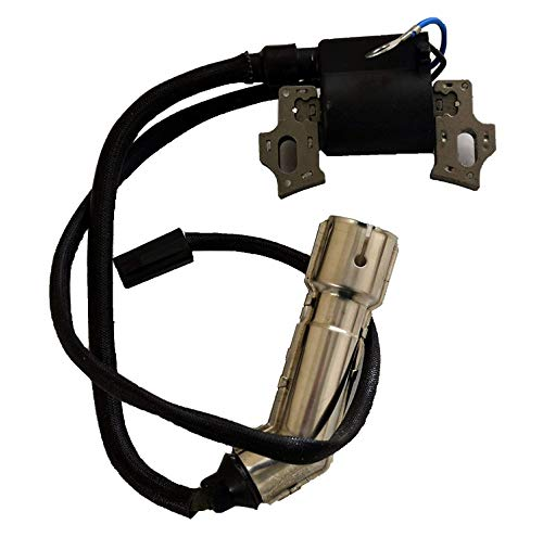Ignition Coil Assembly for Sears Craftsman, MTD, Yard Machines, Cub Cadet & Troy-Bilt Front/Rear Tine Tillers, Snow Blowers/Throwers