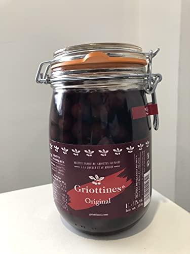 CEREZAS AL KIRSCH GRIOTTINES OROGINAL PEUREUX 100 CL