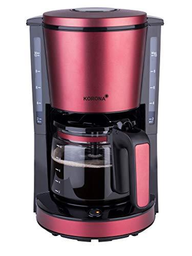 Bialetti 4962 Machine /à Expresso pour 3 Tasses Rouge 30 x 20 x 15 cm Aluminium