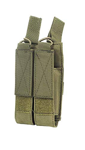 8FIELDS Double Magazine Pouch MP5/MP7/MP9 Magazin Tasche Airsoft Doppelmagazin Mag