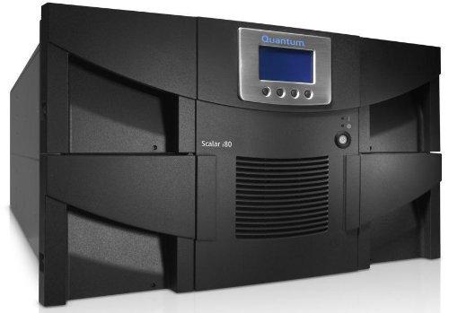 Quantum Scalar i80 Library - one LTO-4 Tape Drive