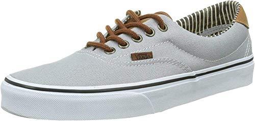 Vans Era 59, Unisex-Erwachsene Sneaker, Grau (c&l/silver Sconce/stripe Denim), 40.5 EU (7 UK)
