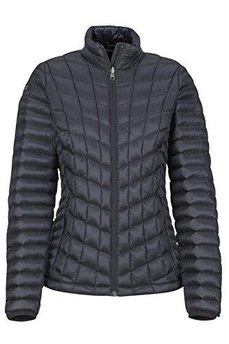 Marmot 79100-001-5 Veste Femme Noir FR : L (Taille Fabricant : L)