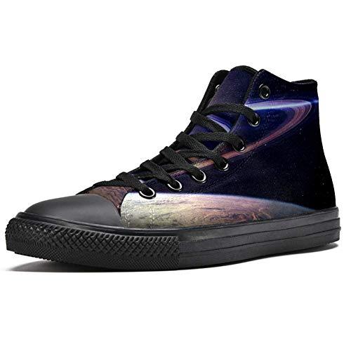 LoRVIES - Zapatillas deportivas para hombre, (multicolor), 46 EU