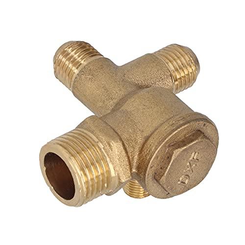 Valvola del compressore d'aria, valvola di ritegno della resistenza alla corrosione per la casa(10 * 14 * 14 * 20.5mm)