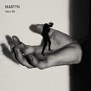 fabric50: Martyn