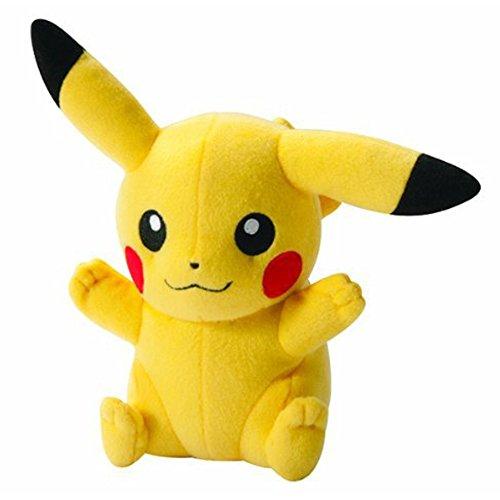Pokemon T71791 - Pokemon Plüsch - Pikachu klein (20cm)