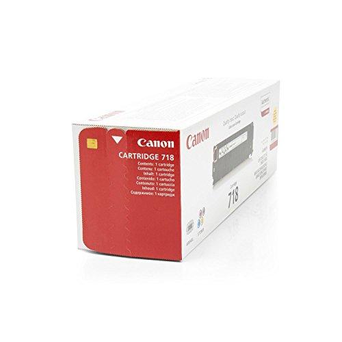 Cartuccia di Toner Compatibile Per Canon I-Sensys MF 8330CDN Canon 718Y, CRG718Y 2659B002, 2659B002AA–Premium cartuccia stampante–Giallo–2.900pagine