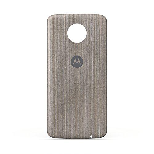 Motorola Other for Moto Z, Moto Z Force, Silver Oak Wood