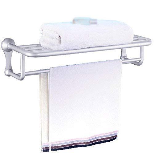 PIVFEDQX Toalleros Toallero Accesorios De Baño Accesorios De Baño Herrajes De Baño Toalleros Dobles Gruesos Estantes Colgador De Torre Accesorios De Baño