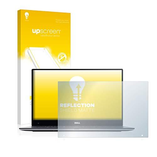 upscreen Entspiegelungs-Schutzfolie kompatibel mit Dell XPS 13 9360 QHD Touch – Anti-Reflex Bildschirmschutz-Folie Matt