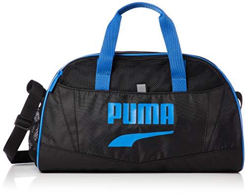 [プーマ] スイムバッグ プーマ スタイル スイム グリップ バッグ メンズ ブラック/プーマ チーム ロイヤル (01)