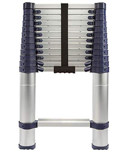 Xtend & Climb Pro Series 785P+ Telescoping Ladder, Blue (Renewed)