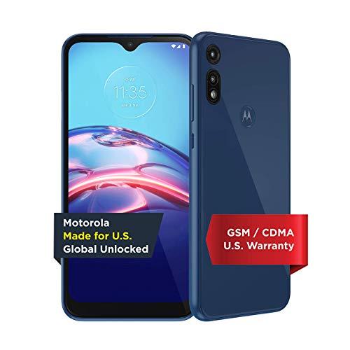 Moto E | Unlocked | Made for US by Motorola | 2/32GB | 13MP Camera |...