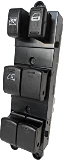 SWITCHDOCTOR Window Master Switch for 2007-2012 Nissan Sentra