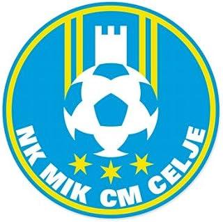 NK Mik Cm Celje - Slovenia Football Soccer Futbol - Car Sticker - 4