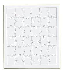 ビバリー 36ピース ジグソーパズル 色紙パズル 24.2×27.2cm WP-001