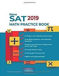 powerful SAT 2019 New Math Textbook