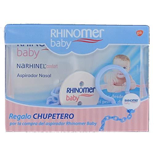 GlaxoSmithKline RHINOMER BABY ASPIRADOR NASAL + GRATIS CHUPETERO