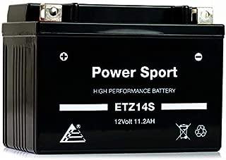ExpertPower ETZ14S 12v11.2ah YTZ14S 12V 11.2Ah Replacement Battery