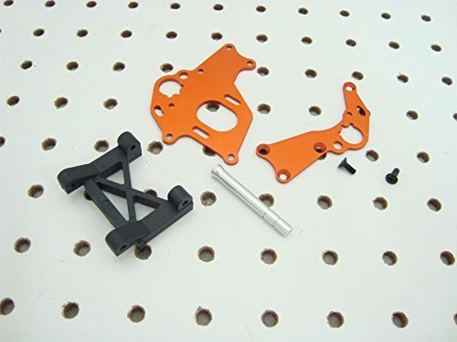 HPI RACING SPRINT 2 SPORT FLUX MOTOR PLATES SET by ICB Hobbies