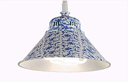 UON Gzz Deng buitenverlichting LED hanger licht industriële hanglamp plafondlamp kroonluchter 24 W wit licht 35 x 27 cm woonkamer restaurant slaapkamer verlichting