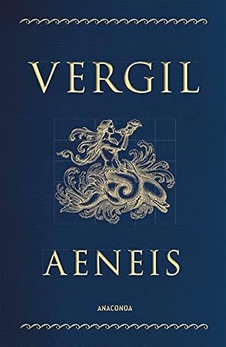 Vergil, Aeneis (Cabra-Lederausgabe) (Cabra-Leder-Reihe, Band 8)