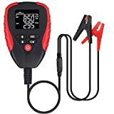 ULTRATOOL 12V Car Battery Tester Digital Analyzer with CCA Mode Automotive/Car/Boat/Motorcycle Battery Load...