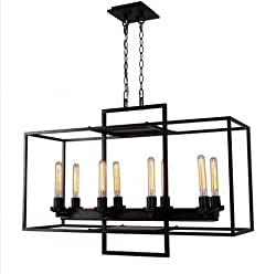 4 styles of industrial chandeliers 70 290 4 branch hanging pendant greentooth Images