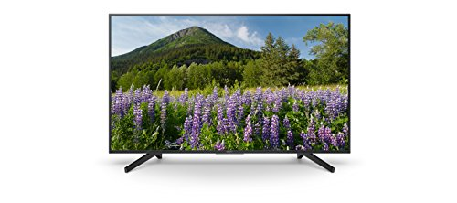 Sony Kd-43Xf7096 - Televisor 43' 4K HDR Led con Smart TV (Motionflow XR 400 Hz, 4K X-Reality Pro, Wi-Fi), Negro