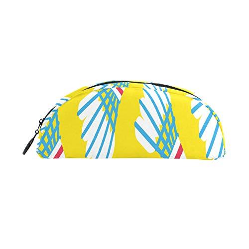 Federbeutel Für Mädchen Übung Spaß Sport Badminton Kugelschreiber Tasche Veranstalter Federmäppchen Tasche Reißverschluss Für Studenten Klasse Kinder Junge Mädchen Schule Kunst Federbeutel