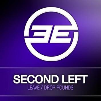 Leave / Drop Pounds
