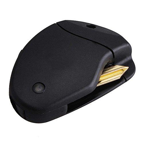 DON LLAVE® AMDLCI22 - Carcasa plegable de 2 botones con espada virgen SX9 (Modelos en el interior)