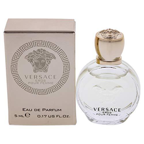Versace Eros Pour Femme Women's Edp Splash, 0.17 Ounce