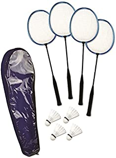 Poolmaster 72685 Deluxe Badminton Set