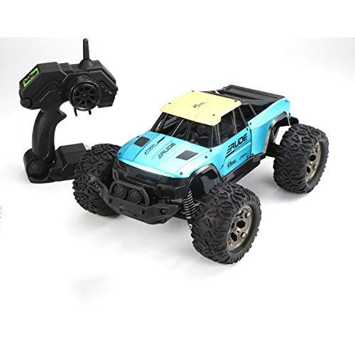 LQZCXMF Control Remoto Coche Niños Bigfoot Alloy Alloy Off-Road Vehículo 2.4G Coche De Escalada De Alta Velocidad Drift Toy Car Habilidad De Escalada Es Bueno Y Rápido RC CAR Es Un Regalo De Cumpleaño