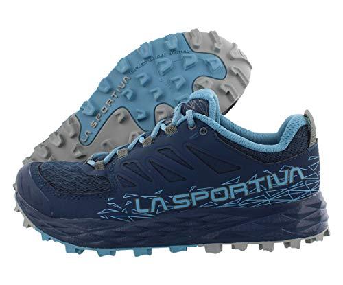 La Sportiva Women's Lycan II Trail Running Shoe - Color: Opal/Pacific Blue - Size: 10 - Width: Regular