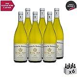 Pouilly-Fumé Blanc 2018 - Domaine de Maltaverne - Vin AOC Blanc du Val de Loire - Cépage Sauvignon Blanc - Lot de 6x75cl