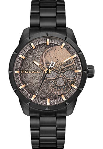 Police Reloj para Hombre PL15715JSB.02M