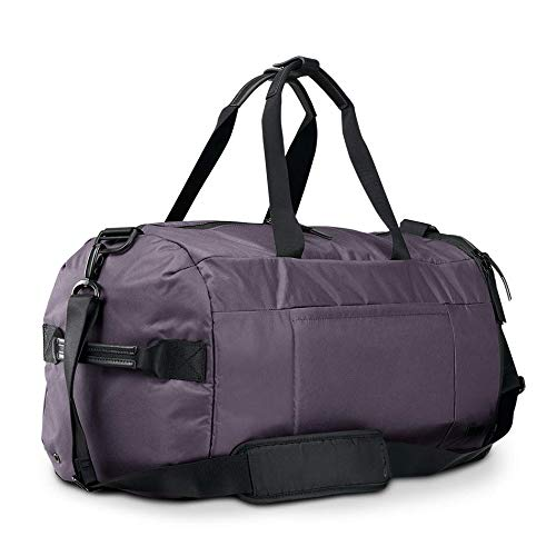 OGIO XIX Gym and Travel Duffel Bag with Multiple Storage Compartments, Smoke, 32 Litre Capacity